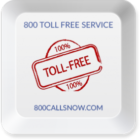 800 Toll Free Service