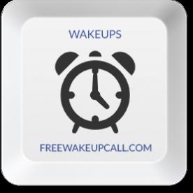 Free Wakeup Calls